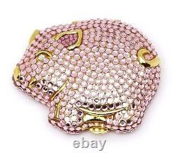 Estee Lauder Poudre Compact Country Chic Pig Dans Original Box Ou Boîtes
