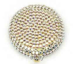 Estee Lauder Poudre Compact Glitterball Aurora White Nouveau Dans Les Deux Boîtes