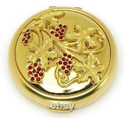 Estee Lauder Poudre Compact Golden Bough II État De La Menthe