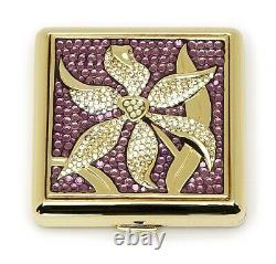 Estee Lauder Poudre Compact Island Orchid Mint Condition