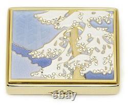 Estee Lauder Poudre Compacte 2006 Crystal Forest Mint Condition
