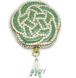 Estee Lauder Poudre Compacte Chinoise Noeud D'amour Mint Condition