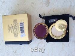 Estee Lauder Poudre Compacte Cristal Peace Sign Lucidity New & Rare