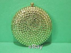 Estee Lauder Poudre Compacte Cristal Vert Nib