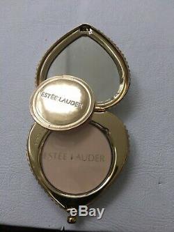 Estee Lauder Poudre Compacte Crystal Heart Belle