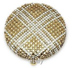 Estée Lauder Poudre Compacte D'or 2006 Plaid Mibb