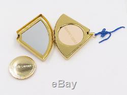 Estee Lauder Poudre Compacte Japonaise Tsuru Fan Cranes = 2,25 X 2,25 Nouveaux X. 5