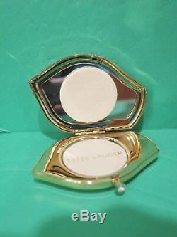Estee Lauder Poudre Compacte Sea Shell Collection Nouveau Dans La Boîte