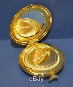 Estée Lauder Poudre Compacte Swan Rêves New Old Stock Jamais Utilisé