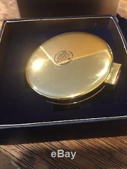 Estee Lauder Powder Compact 2013 Ltd Rose Nuit Étoilée Mib Magnifique Exceptionnel