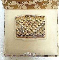 Estee Lauder Precieux De Monnaie Compact Solid W Collection Privée Parfumeries En Box