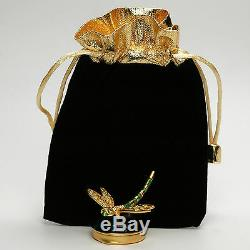 Estée Lauder Precieux Dragonfly Parfum Solide Compact 2003 Collection
