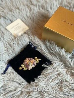 Estee Lauder Printemps 2010 Sensous Vibrant Violet Parfum Solide Jay Strongwater