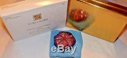 Estee Lauder Prismatic Flower Crystal Compact Lucidity Pressed Powder Nouveauté Dans La Boîte