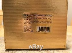 Estee Lauder Rocking Horse Parfum Solide Compact Mib Blanc Lin No Tag