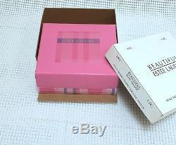 Estee Lauder Romantique Basket Picnic Solide Parfum Compact Avec Belle Parfums