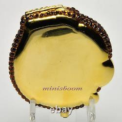 Estee Lauder Savvy Chimpunk Lucidity Powder Compact 0,1 Oz 2,8 G