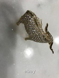Estee Lauder Scimmering Steer Parfum Solide Compact Dazzling Gold