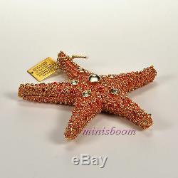 Estee Lauder Shimmering Starfish Compact Parfum Compact 2007 Nouveau Dans L'emballage