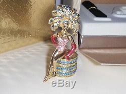 Estée Lauder Showgirl Parfum Solide Compact En Boîte