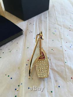 Estee Lauder Solid Parfum Compact 2007 Mib Sparkling Sailboat