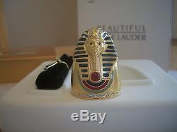 Estee Lauder Solid Parfum Compact Sphinx 2002 Beautiful Mib Full Sticker