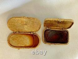 Estee Lauder Solid Parfum Portrait Compact X2 Pas De Boîte