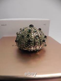 Estee Lauder Solid Perfume Compact Sea Urchin Les Deux Boîtes