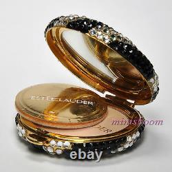 Estee Lauder Sparkling Love Knot Lucidity Compact 0,1 Oz 2,8 G Les Deux Côtés Crysta