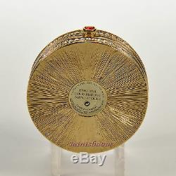 Estee Lauder Tourniquet Compact Pour 2002 Parfum Solide Nouveau Tous Les Boîtes