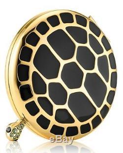 Estee Lauder Turtle Endurance Compact Poudre Compacte Perfectrice 0.10 Oz Nouveau