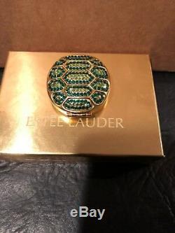 Estee Lauder Twinkling Tortoise Lucidity Compact Poudre Compacte Translucide