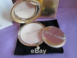Estee Lauder Vintage June Angel Poudre Compacte Translucide Lucidity Nuc