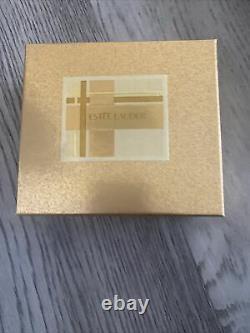 Estee Lauder Violin Youth Dew Solid Parfum Compact Box