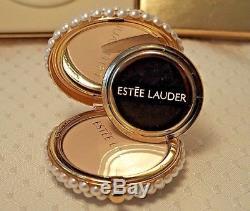 Estee Lauder Wedding Daybridal White Pearl Poudre Compacte Neuf Tres Tres Rare