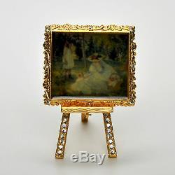 Estee Lauder Week-end Artiste Compact Pour 2002 Collection Parfum Solide