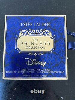 Estee Lauder X Disney Fairest Of Them All Powder Compact Par Monica Nib