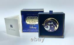 Estee Lauder X Disney Un Tout Nouveau Monde En Poudre Compacte 0,1oz / 2,85g