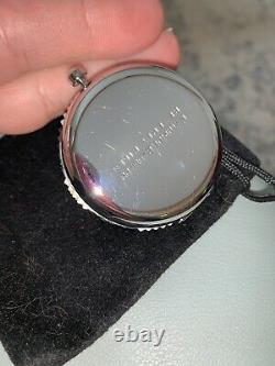Kathrine Baumann Estee Lauder Swarovski Crystal Soccer Ball Poudre Compacte