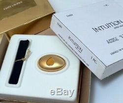Mibb Estee Lauder Harrods 2001 Esence Vous Solide Parfum Compact Orig. Boîte