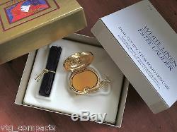 Mibb Estee Lauder White Linen Parfumeries En Lucky Escargot Compact Solid Orig Box Rare