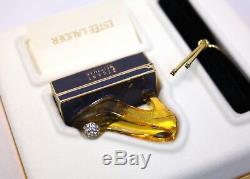 Nib Estee Lauder Belle Princesse Pompe Parfum Compact 2001, Stuart Weitzman