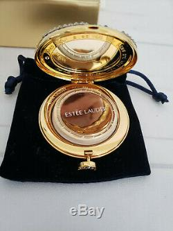 Nib Estée Lauder Poudre Compacte Rêves Celestial Monica Rich Kosann # 05 0,1 Oz