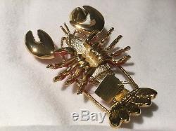 Nib Estee Lauder Rock Lobster Compact Parfum Solide