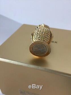 Nib New Estée Lauder Parfum Solide Compact Belle Wise Owl 2016 Collection