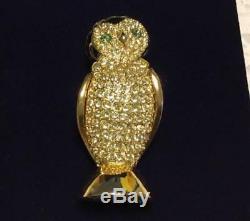 Nouveau Estee Lauder Beautiful Wise Owl Compact Nib Compact
