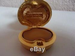 Occasion Estee Lauder Sparkling Sirène Solide Parfum Compact Plaisirs 2000
