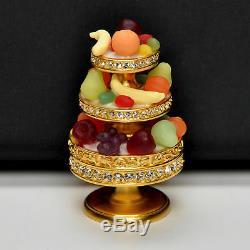Parfum Solide Estee Lauder Compact Luscious Fruits Menthe Avec Parfum D'origine