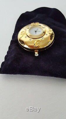 Poudre Compacte Pour Horloge Estee Lauder, Édition Limitée - Bnwb