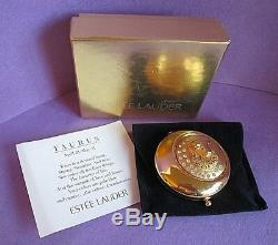 Poudre Pressée Translucide Translucide Vintage Golden Taurus Golden Lucent Estee Lauder